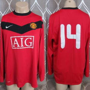 best loved cab8e 5b9b2 Manchester United – Football Shirts 4 All