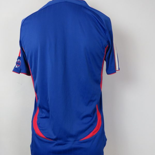 new arrivals 11f0c 09490 Rare FRANCE 2006-07 home shirt adidas soccer jersey size M (World Cup 2006)