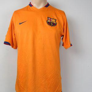 625508913 Barcelona 2006-07 third shirt Nike soccer jersey size M