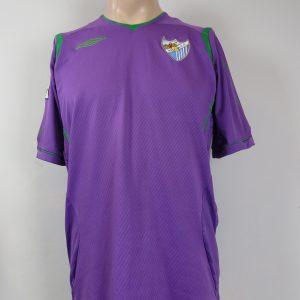 9779e86c1 Malaga 2008-09 away shirt camiseta Umbro soccer jersey size L