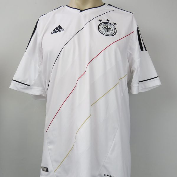 competitive price c11f3 a400f Germany 2012-13 home shirt adidas soccer jersey size L EURO 2012 Deutschland