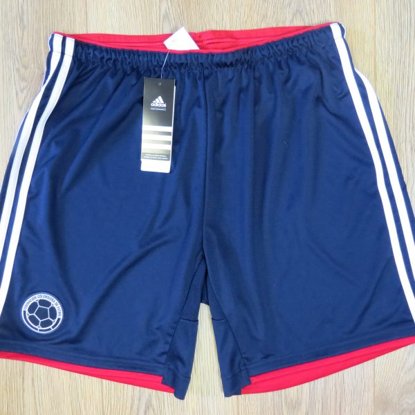 8d281071e8a Colombia 2014-15 away shorts adidas size L  BNWT  (World Cup 2014 ...