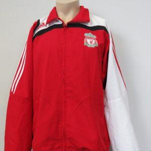 991e09735 Liverpool 2007-08 tracksuit shell jacket adidas size M 40 42″
