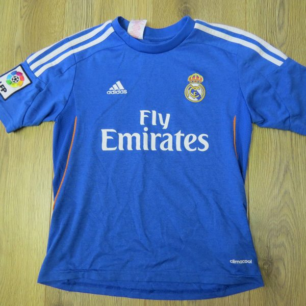brand new 9da37 a65ca Real Madrid 2013-14 away shirt adidas Ronaldo 7 size Boys S 140cm 9-10Y