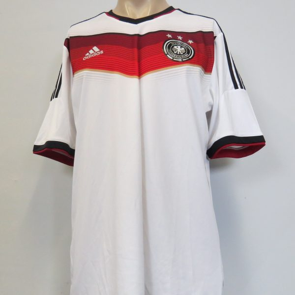 de8ba12b2 Germany 2014-15 home Shirt Adidas soccer jersey size XL (World Cup 2014)