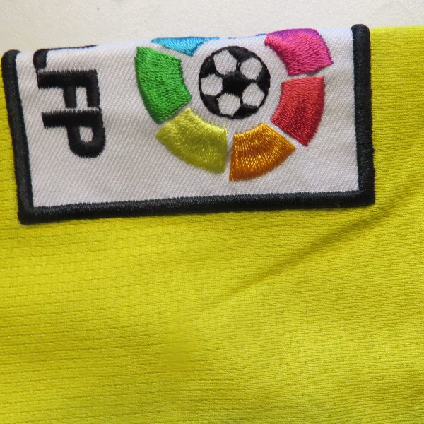 db1d42ddae5 Barcelona 2008-10 away shirt Nike soccer jersey Boys L 152-158 12 ...