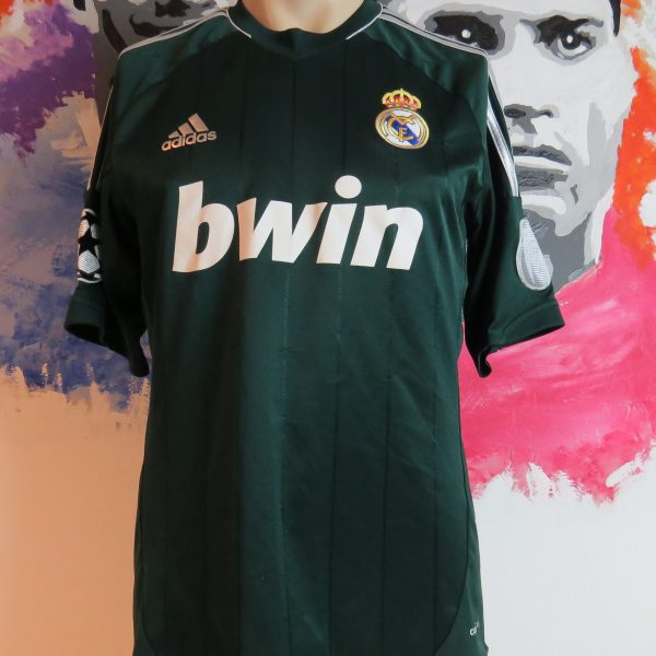 68fd17bc4 Real Madrid 2012-13 Champions League third shirt adidas jersey size M (1)